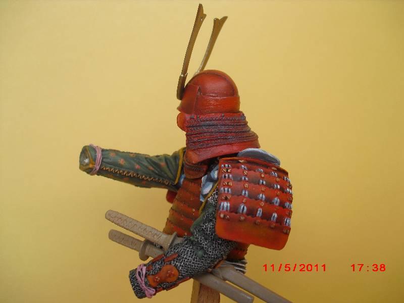 samouraï période azuchi momoyama Cimg1413