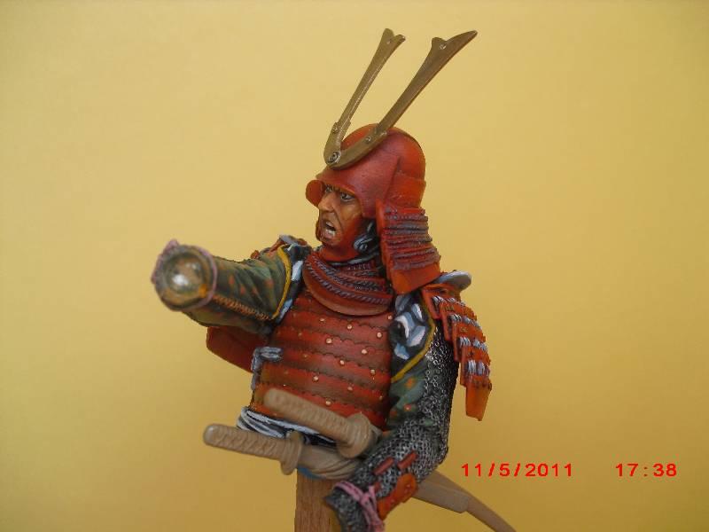 samouraï période azuchi momoyama Cimg1414