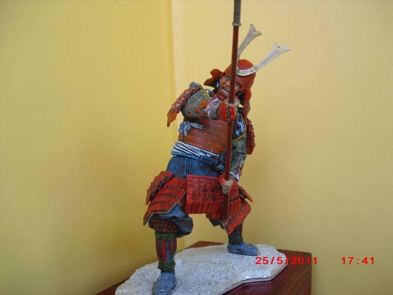 samouraï période azuchi momoyama Cimg1510