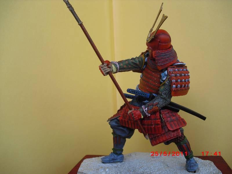 samouraï période azuchi momoyama Cimg1511