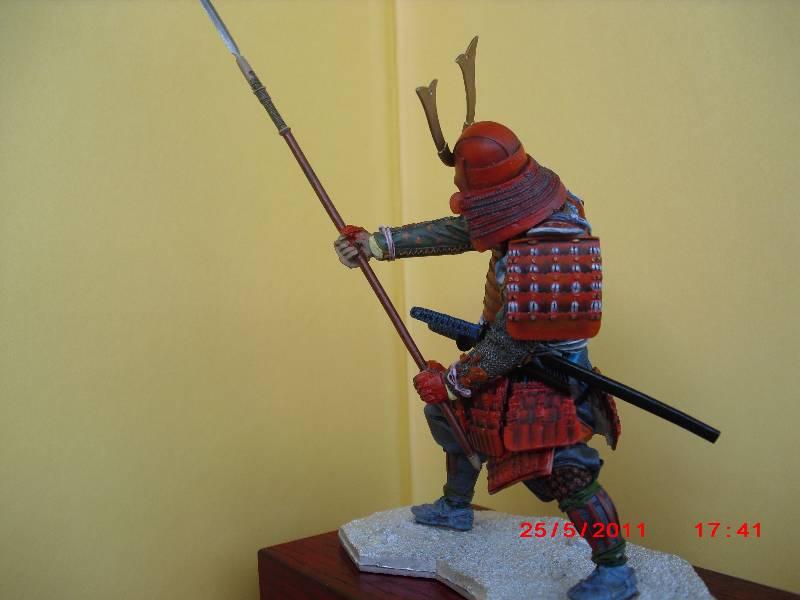 samouraï période azuchi momoyama Cimg1512