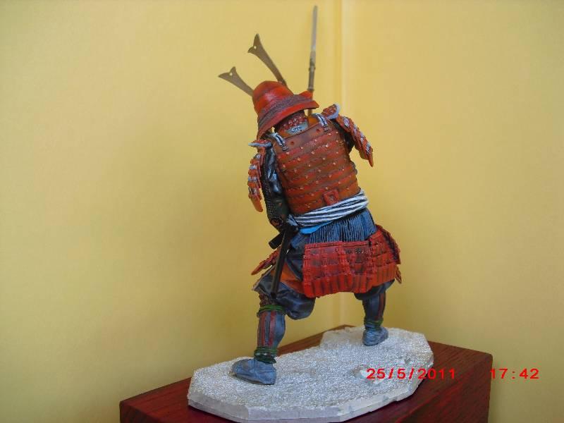 samouraï période azuchi momoyama Cimg1513