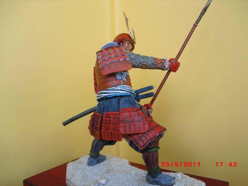 samouraï période azuchi momoyama Cimg1514