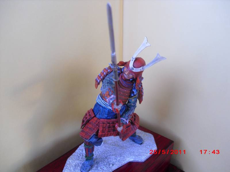 samouraï période azuchi momoyama Cimg1516