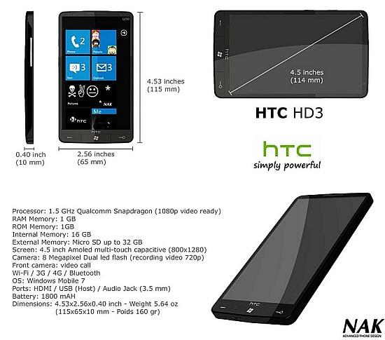 HTC HD3 ou HD7 ? Htc-hd10