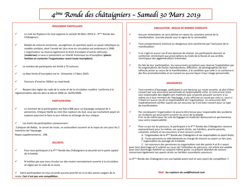 [30] 30/03/2019 4ème Balade des Châtaigniers  000213