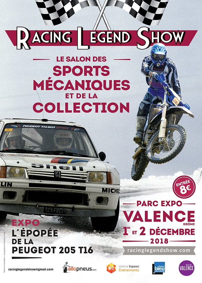 Racing Legend Show 2018 - 01 & 02/12/2018 - Valence## ANNULE 42352510
