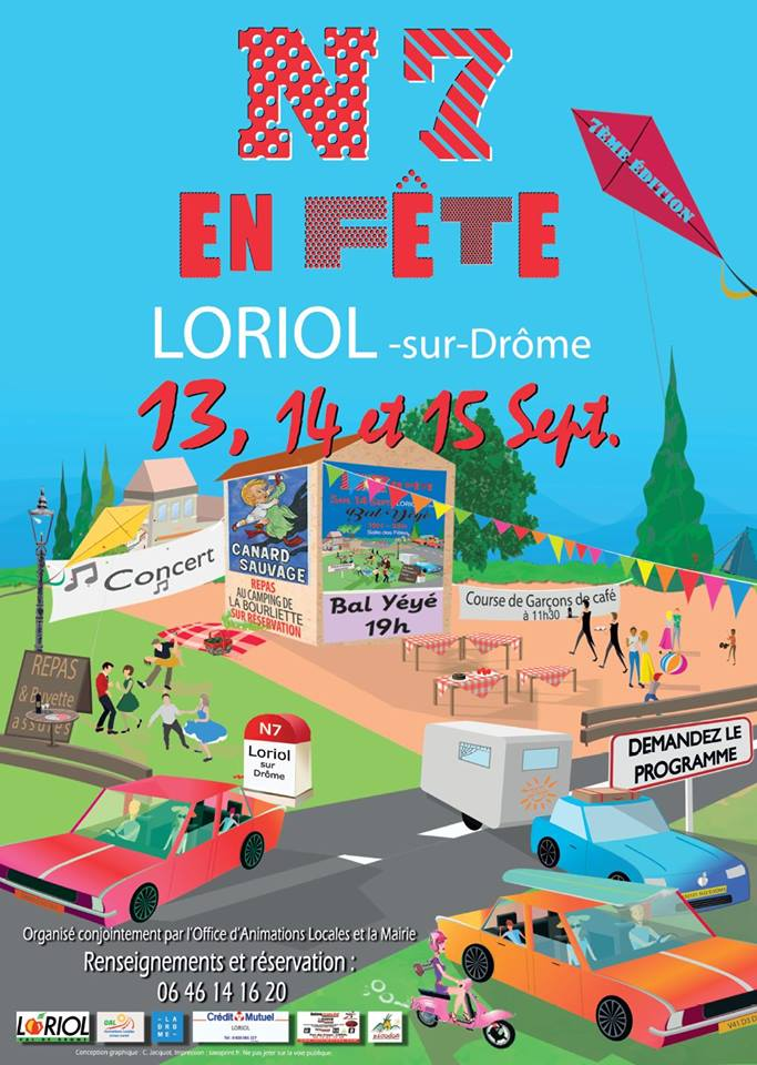 [26] 14/09/2019 - RN 7 en fête à Loriol sur Drôme  55788310