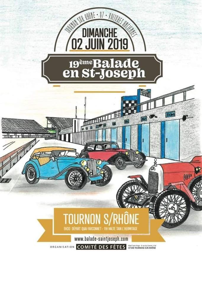 [07] 02/06/2019 - 19ème balade en St Joseph - Tournon 56304210