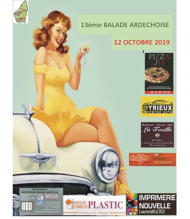 [07] 13ème balade Ardéchoise - St Georges les bains 69674910