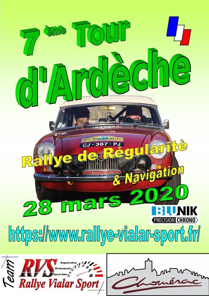 [07] 28/03/2020 7ème Tour d'Ardèche  70219910