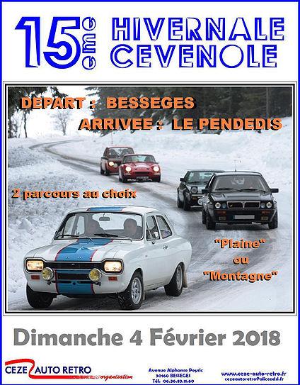 [30] 04/02/2019 15ème Hivernale Cévenole 88d29112