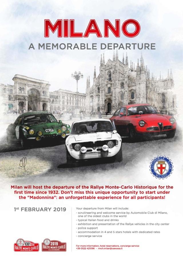 22ème RALLYE MONTE-CARLO HISTORIQUE 30 janvier au 06 février 2019 Flyer_12