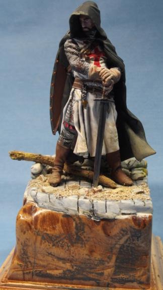 Vitrine phil38 - Deuxième buste (officier Espagnol) P1010117