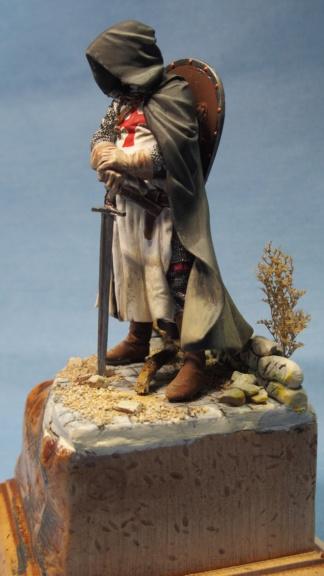 Vitrine phil38 - Deuxième buste (officier Espagnol) P1010118