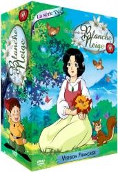 Coffret DVD 1 La légende de Blanche Neige 549510