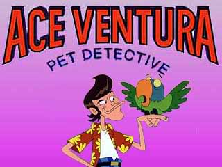 Ace Ventura Logo110
