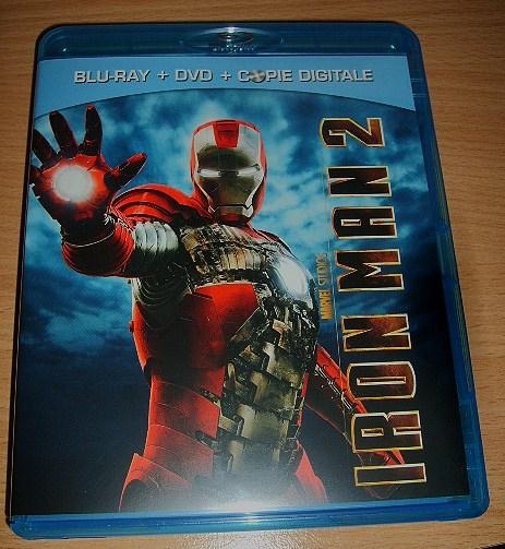 Les DVD et Blu Ray que vous venez d'acheter, que vous avez entre les mains S5008715