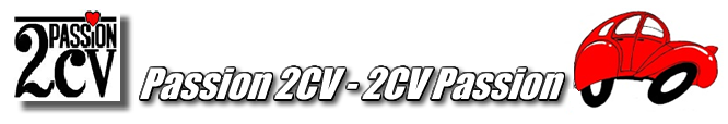 Club Passion 2CV