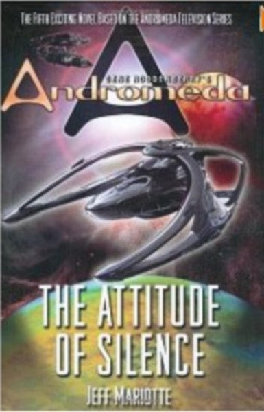 ANDROMEDA, OS LIVROS:   5 - The Attitude of Silence The_at10