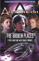 ANDROMEDA, OS LIVROS:  2 - The Broken Places The_br10