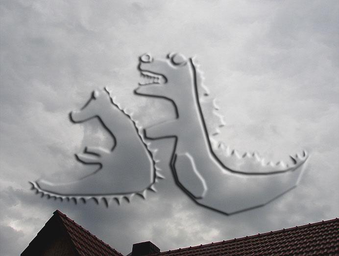 Wolkenraten Wolke110
