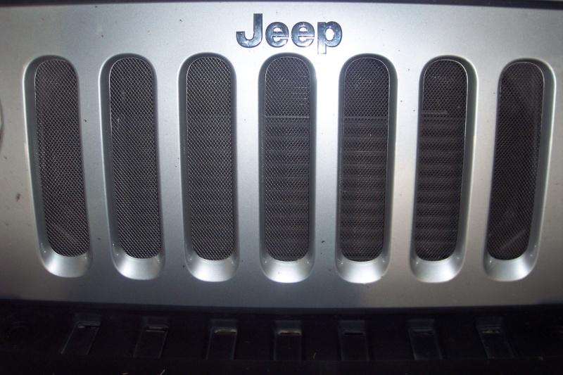 JK griglia radiatore artigianale - Pagina 2 Jeep_g16