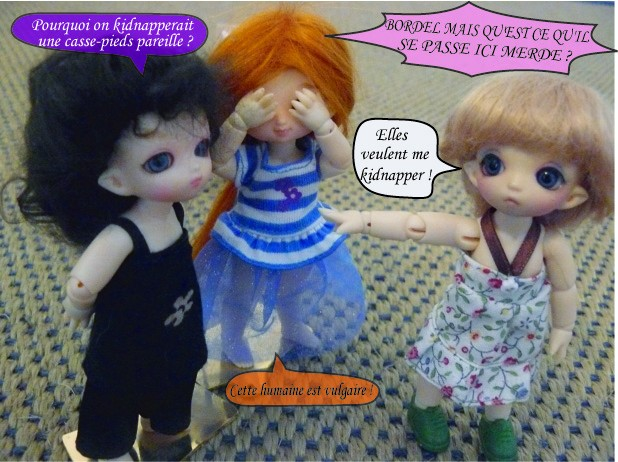 "Circé & ""Friends"" :News : Lichen le Korrigan p.4 1310"