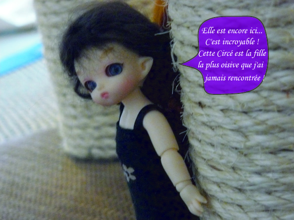 "Circé & ""Friends"" :News : Lichen le Korrigan p.4 211"