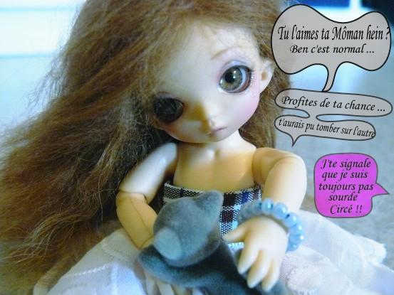 "Circé & ""Friends"" :News : Lichen le Korrigan p.4 214"