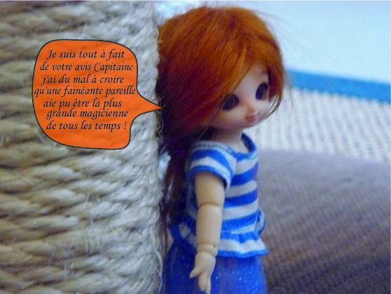 "Circé & ""Friends"" :News : Lichen le Korrigan p.4 311"