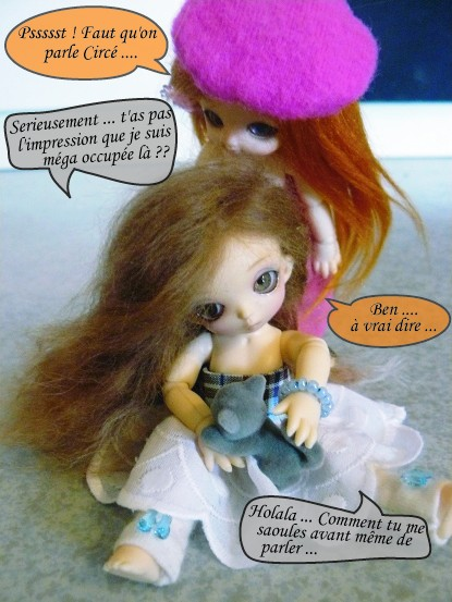 "Circé & ""Friends"" :News : Lichen le Korrigan p.4 314"
