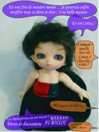 "Circé & ""Friends"" :News : Lichen le Korrigan p.4 610"