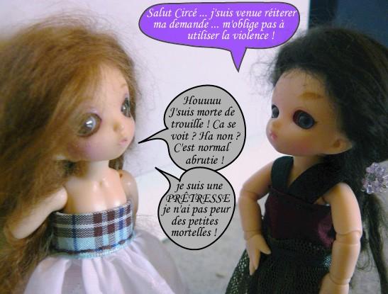"Circé & ""Friends"" :News : Lichen le Korrigan p.4 613"