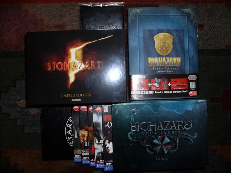 Topic de Collectionneurs - Page 4 Biohaz10