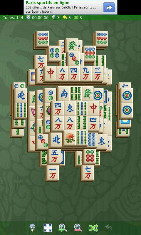 [Gratuit] Un grand classique : Mahjong Snap2011