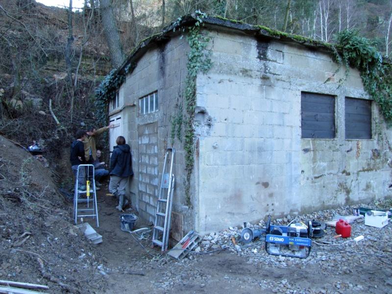 Aménagement d'un bâtiment pour le grand rhinolophe - Besoin d'aide ! - Page 4 Photo_16