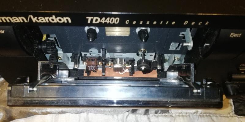 Harmon kardon cassette tape deck td4400 Img_2059
