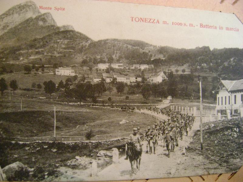 Quelques cartes postales de l'armée italienne. Dsc04841