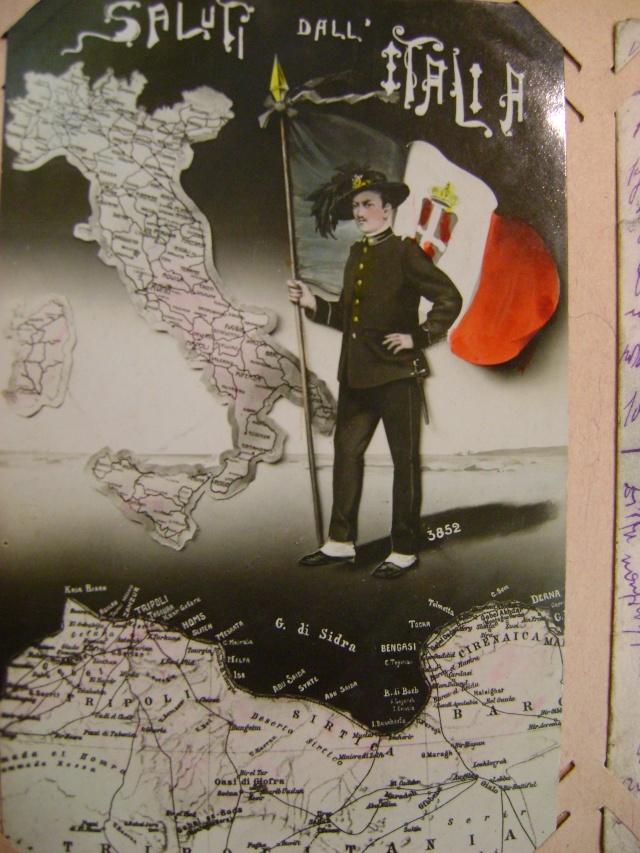 Quelques cartes postales de l'armée italienne. Dsc04842