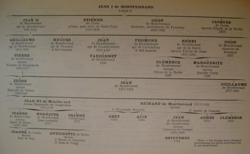 Beau livre sur l'histoire des 13°, 14° et 15° siècles en Franche Comté. Dsc05216