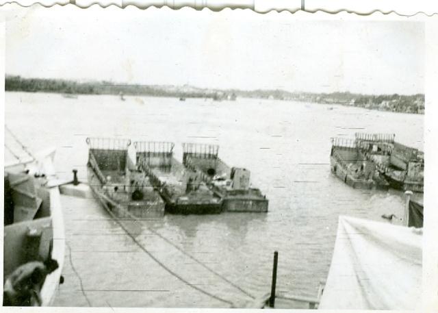 Les flottilles amphibies en Indochine - Fais et Fain - Dinas - Page 3 Indo10