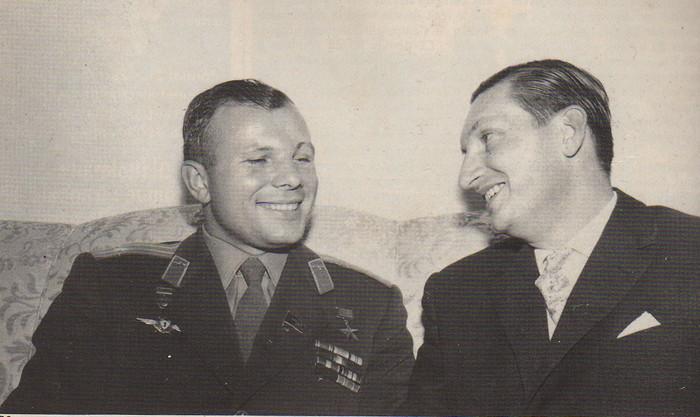 Photos rares et/ou originales, de préférence inédites sur le forum - Page 21 Gagari10