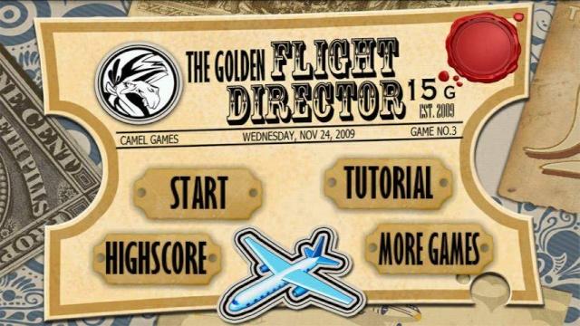 flight director sur androïd (jeux) Flight12