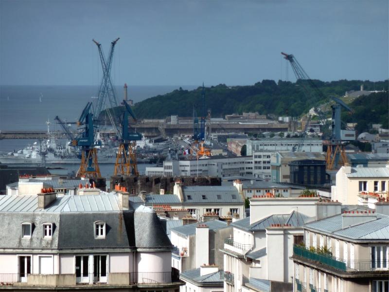 brest - [Les ports militaires de métropole] Port de Brest - TOME 1 - Page 22 1843_p10