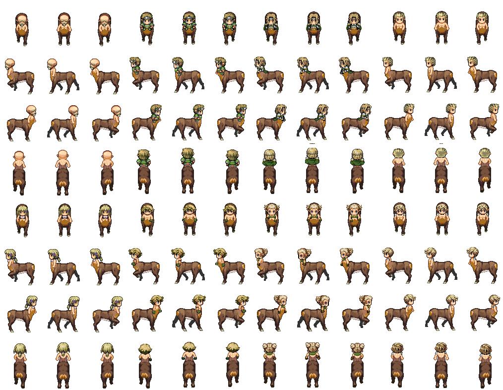 Characters de centaures Centau10