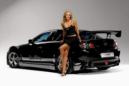 girls and cars =] i like ! NOT WORK SAFE 69110