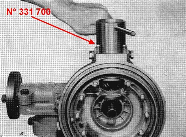 [R100S 1978] Réfection d'un couple conique 32/11 fuyard D11