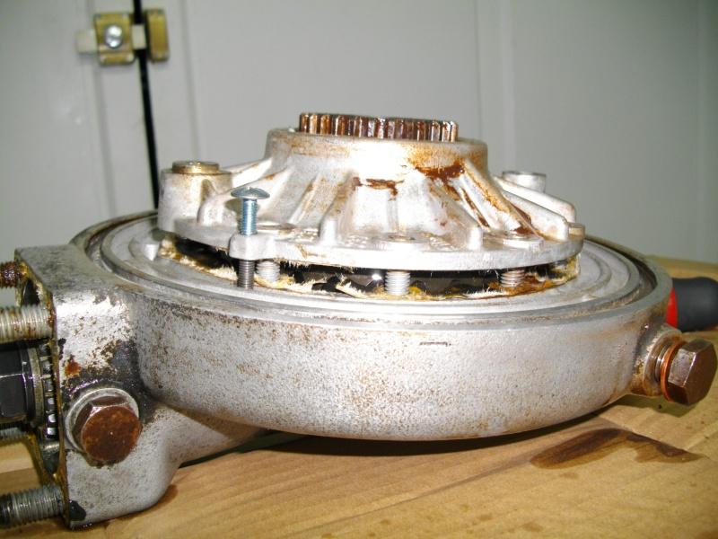 [R100S 1978] Réfection d'un couple conique 32/11 fuyard Imgp2016