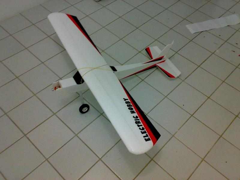III ELETRIC FLY FORTALEZA ,Electric hobby e cineastv dá Avião !!!!!!!!!!! 15052010